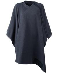 Tunique en tricot gris foncé Y-3