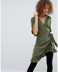 Tunique olive ASOS DESIGN
