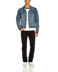 Veste bleue Cheap Monday