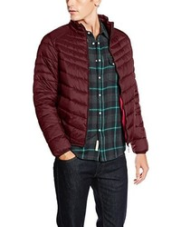 Veste bordeaux Lee