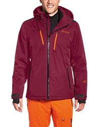 Veste bordeaux maier sports