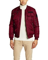 Veste bordeaux Two Angle
