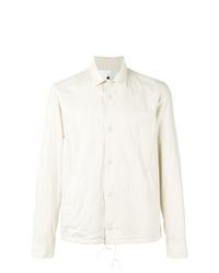 Veste-chemise beige Ganryu