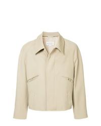 Veste-chemise beige Maison Margiela