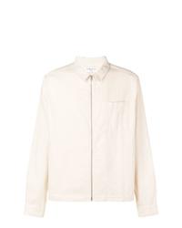 Veste-chemise beige YMC