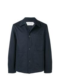 Veste-chemise bleu marine Calvin Klein