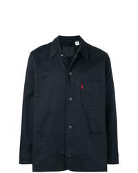 Veste-chemise bleu marine Levi's