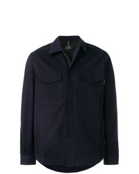 Veste-chemise bleu marine Ps By Paul Smith