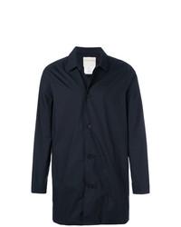 Veste-chemise bleu marine Stephan Schneider