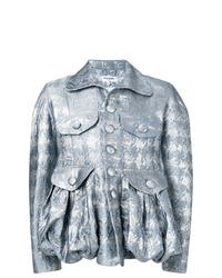Veste-chemise imprimée bleu clair Palomo Spain