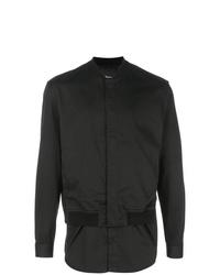 Veste-chemise noire 3.1 Phillip Lim
