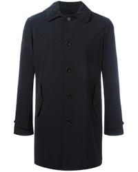 Veste-chemise noire Aspesi