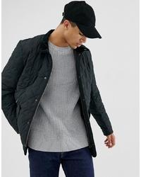 Veste-chemise noire Barbour