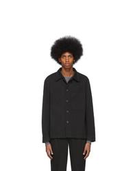 Veste-chemise noire Barena