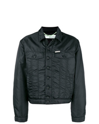 Veste-chemise noire Off-White