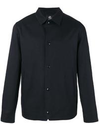 Veste-chemise noire Paul Smith