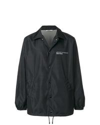 Veste-chemise noire Valentino