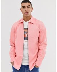 Veste-chemise rose Jack & Jones