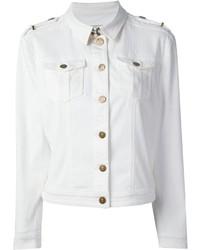 Veste en jean blanche original 1372137