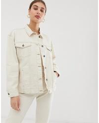 d7a0573071 Acheter veste en jean blanche femmes de Asos | Mode femmes ...
