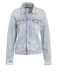 Veste en jean bleu clair Calvin Klein