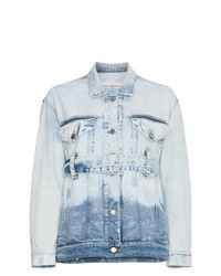 Veste en jean bleu clair Golden Goose Deluxe Brand