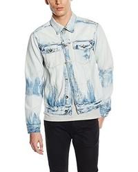 Veste en jean bleu clair Hilfiger Denim