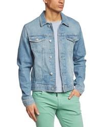 Veste en jean bleu clair Jack & Jones
