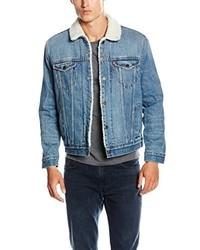Veste en jean bleu clair Levi's