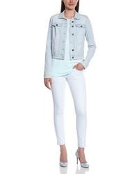 Veste en jean bleu clair Vero Moda