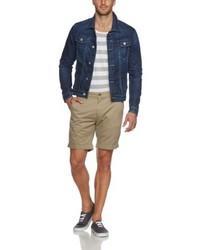 Veste en jean bleu marine Jack & Jones