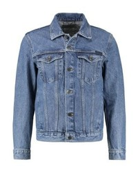 Veste en jean bleu Calvin Klein