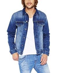 Veste en jean bleu Colorado Denim