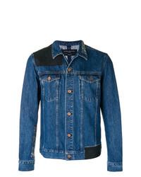 Veste en jean bleu Natural Selection