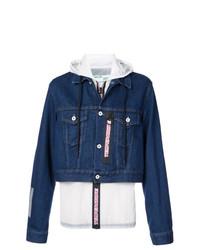 Veste en jean bleu Off-White