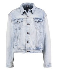 Veste en jean bleue claire Free People
