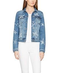 Veste en jean bleue claire Hilfiger Denim