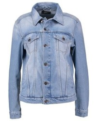 Veste en jean bleue claire Un Jean