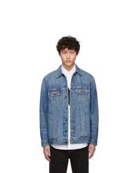 Veste en jean bleue Alexander Wang