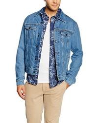 Veste en jean bleue Carrera