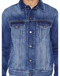 Veste en jean bleue Colorado Denim