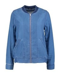 Veste en jean bleue Denham