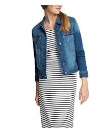 Veste en jean bleue edc by Esprit