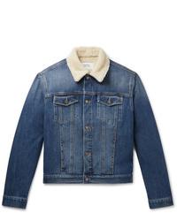 Veste en jean bleue Givenchy