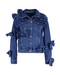 Veste en jean bleue Glamorous