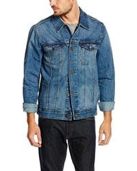Veste en jean bleue Jack & Jones