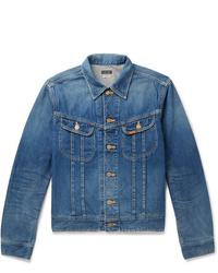 Veste en jean bleue KAPITAL