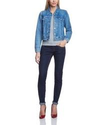 Veste en jean bleue Levi's