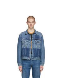 Veste en jean bleue Levis Vintage Clothing