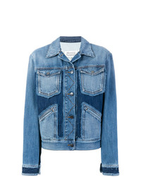 Veste en jean bleue Maison Margiela